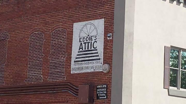 Eddies Attic