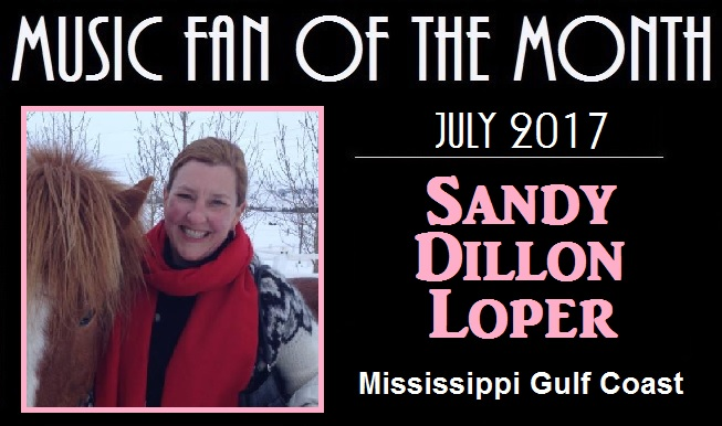 july fan of the month