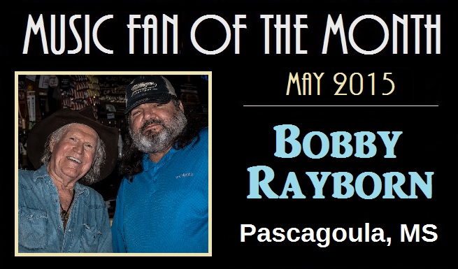 may music fan of the month