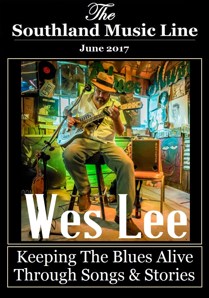 wes lee june cover