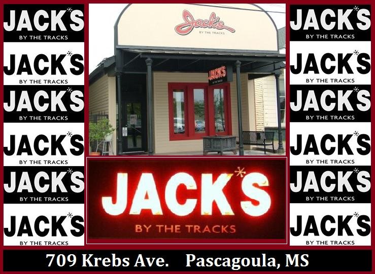 jacks by the tracks