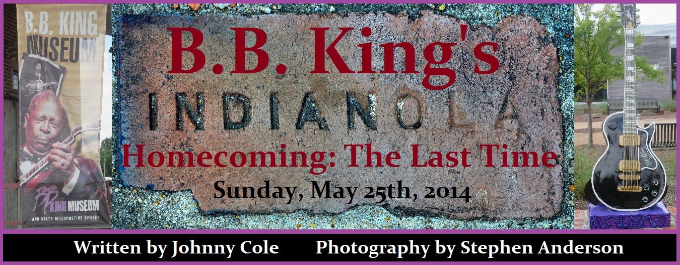 b.b king banner