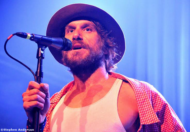 Todd Snider | Hard Working Americans | The Southland Music Line