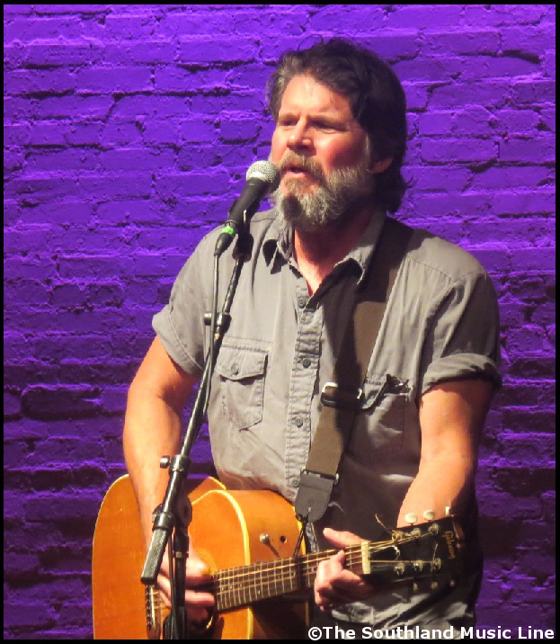 Chris Knight at Duling Hall in Jackson, MS