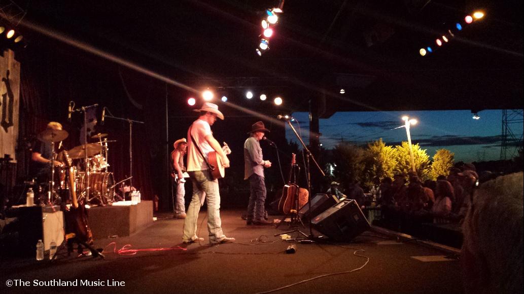 Billy Joe Shaver Live from Maryville, TN