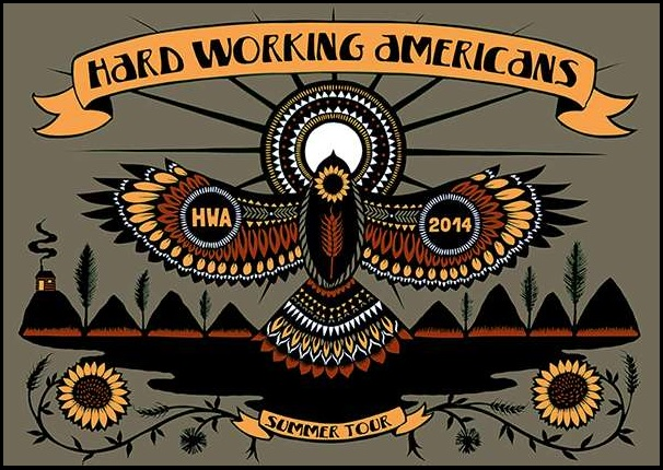 Hard Working Americans Summer Tour