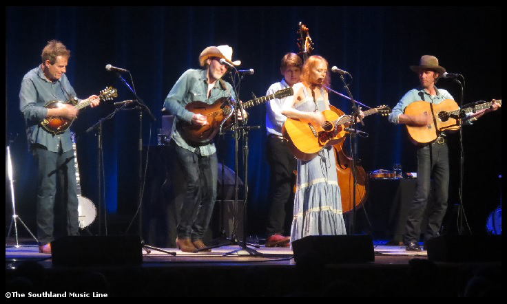 Dave Rawlings Machine Live at The Ryman