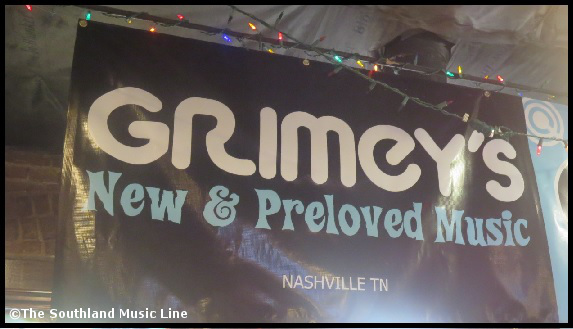 Grimey's Records in Nashville, TN
