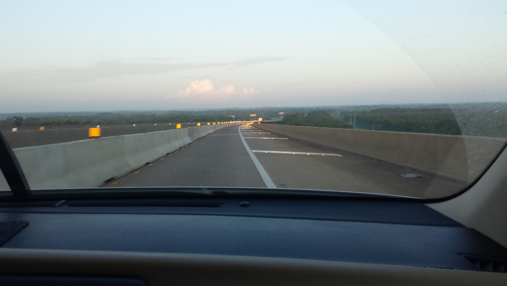 Heading Home from the Midsummer Tour 2014