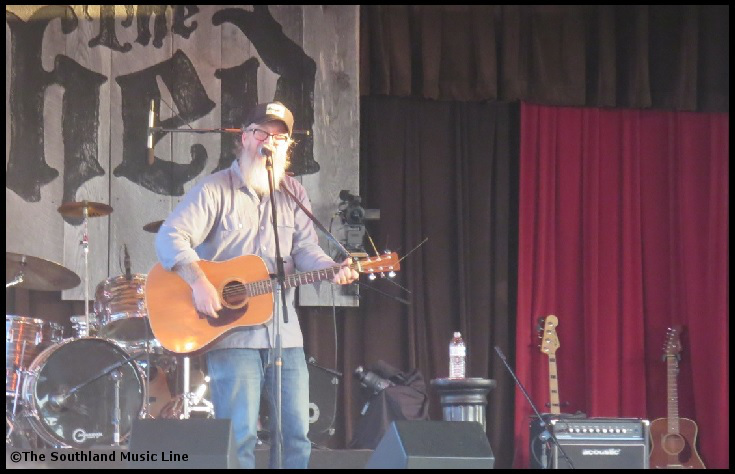 Otis Gibbs Live from The Shed in Maryville, TN