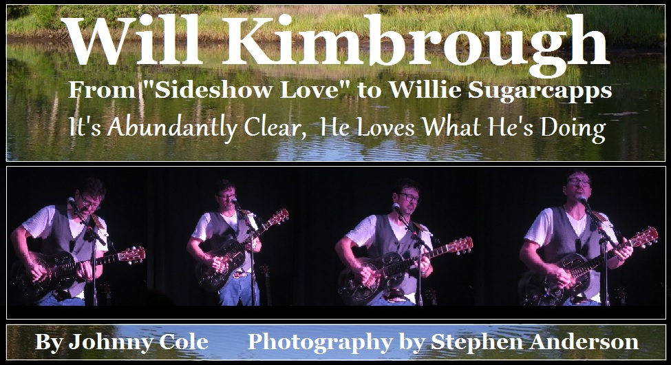 Will Kimbrough Article