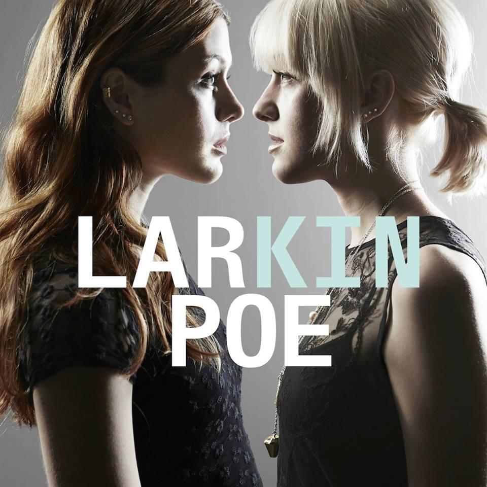 """Larkin Poe's 2014 """"Kin"""""""