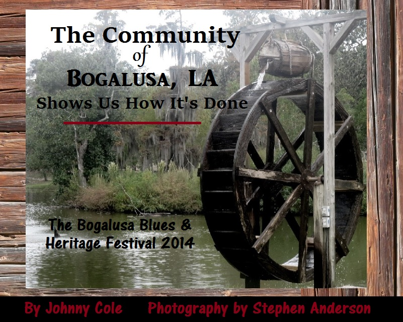 Bogalusa Blues and Heritage Festival 2014