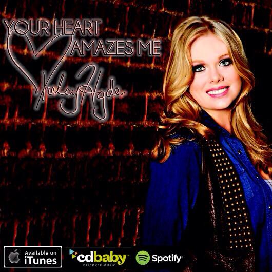 Your Heart Amazes Me by Kelcy Hyde