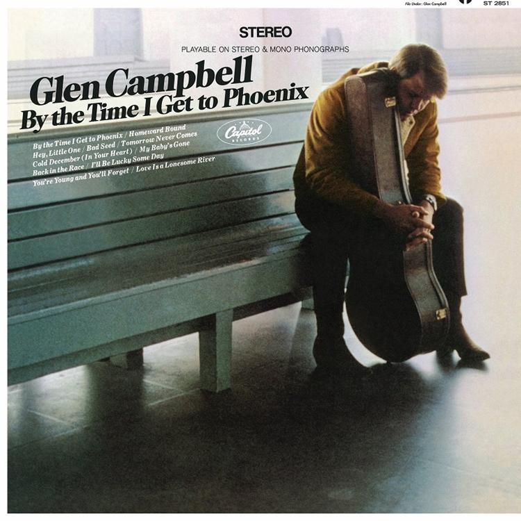 G Campbell - Phoenix