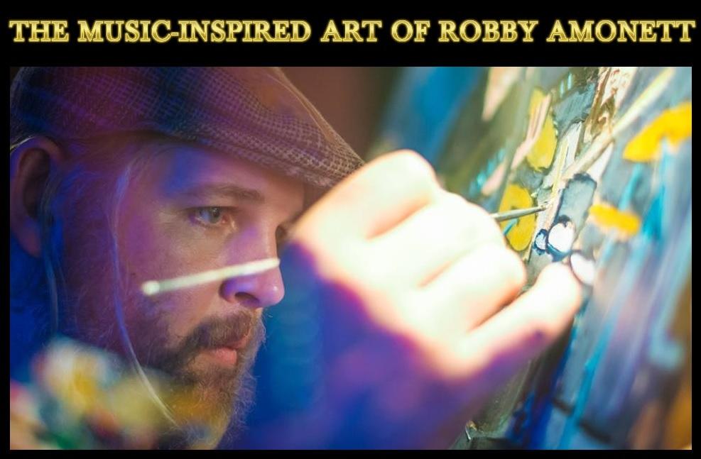 ROBBY AMONETT ART