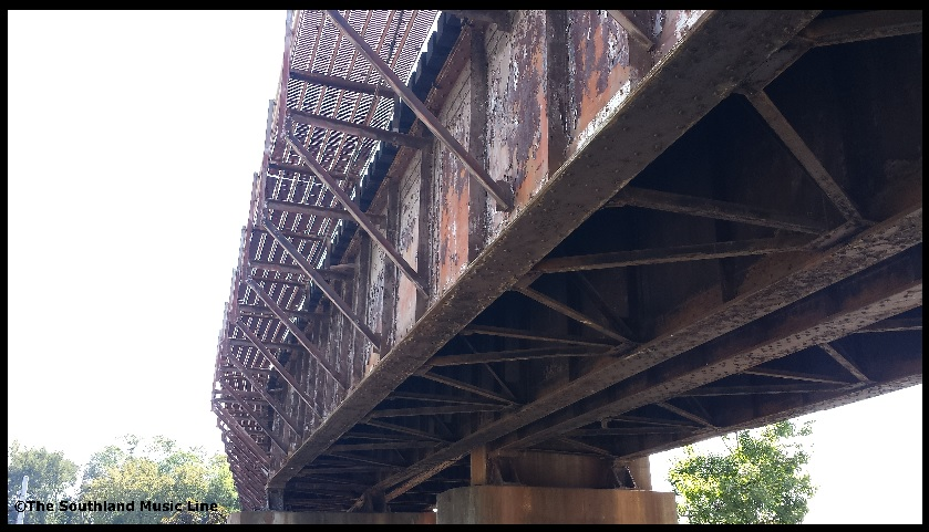 Railroad Bridge in Macon, GA