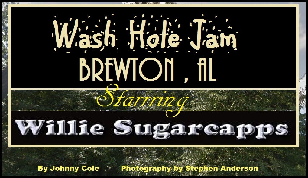 Willie Sugarcapps - Wash Hole Jam