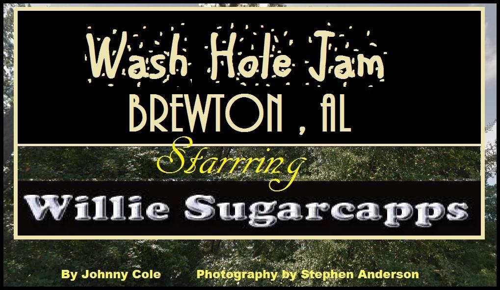 Willie Sugarcapps - Wash Hole Jam