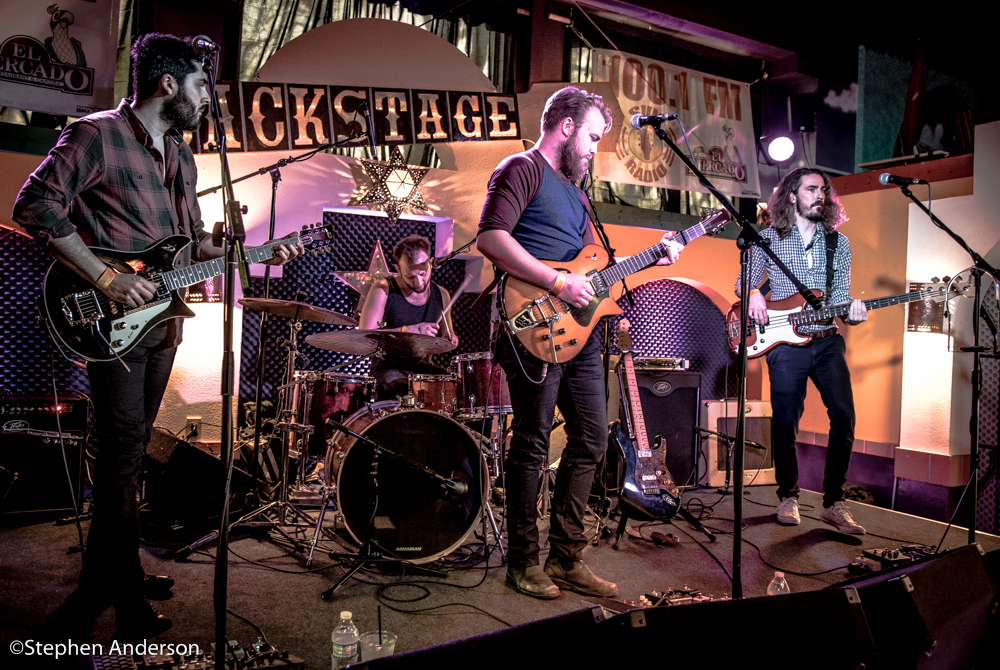 The Bros. Landreth at SXSW (Thurs. March 19, 2015) El Mercado