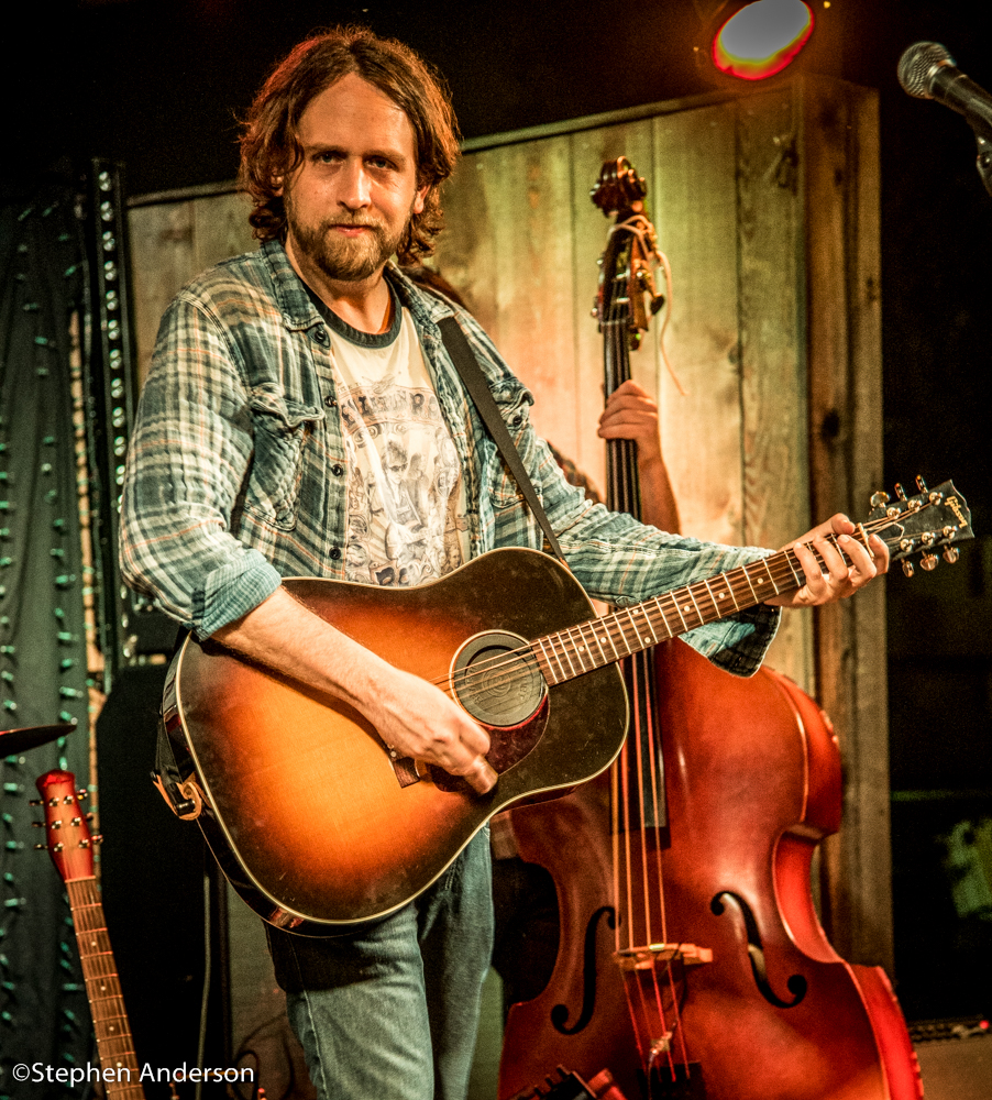 Hayes Carll at SXSW (Thurs. March 19, 2015) Threadgills