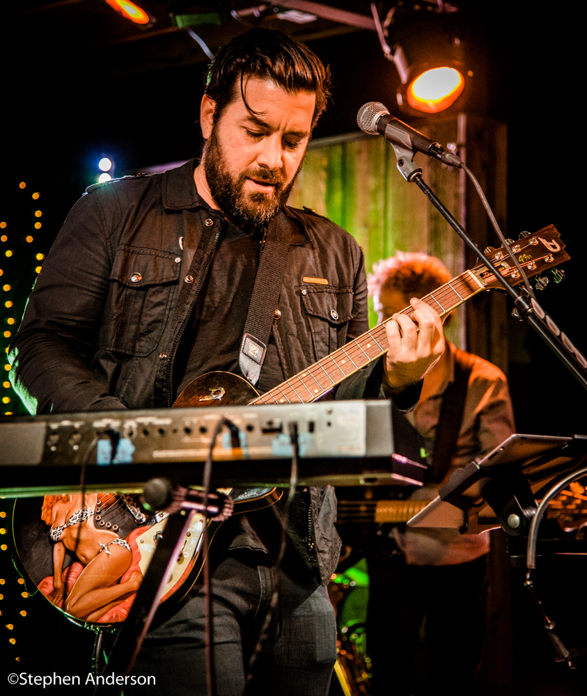 Bob Schneider at SXSW (Thurs. March 19, 2015) Threadgills