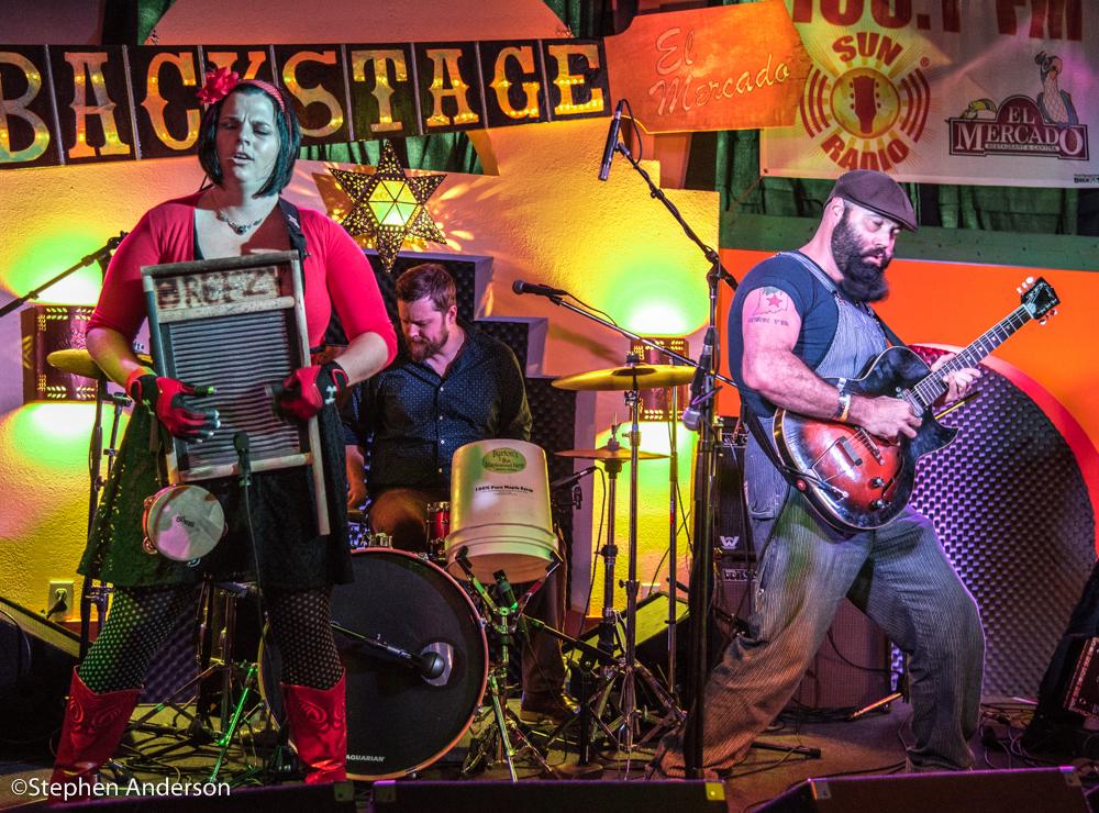 Rev. Peyton & Big Damn Band Bill at SXSW (Fri. March 20, 2015) El Mercado