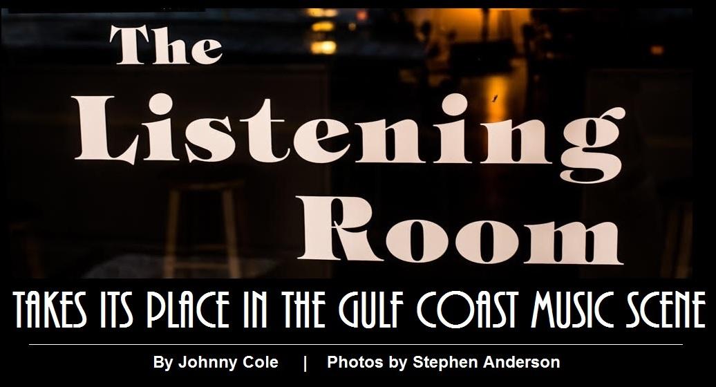 heading listening room