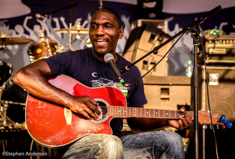 Cedric Burnside Project 1