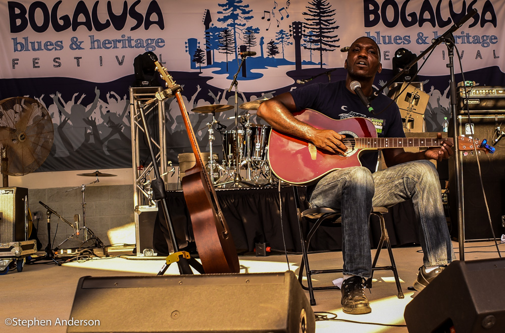 Cedric Burnside Project 4